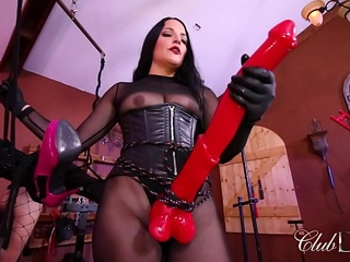 Mistress Michelle has lots of Horse-Power/Caned as an..