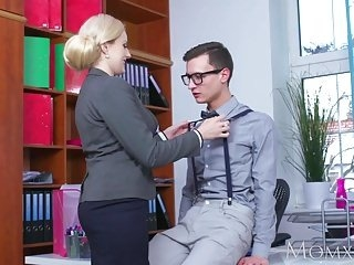 Hot sexy boss