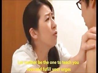 Blowjob ball massage