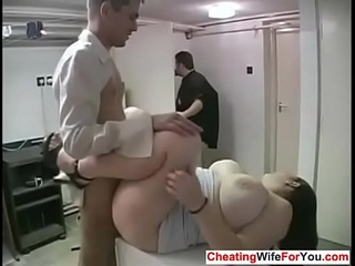 Fat Pissing Chick
